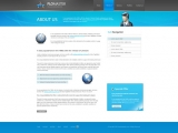 Image for Image for Flomaster - Website Template