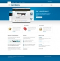 Image for Image for ExpertBiz - Website Template