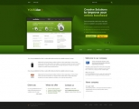 Image for Image for GreenFog - HTML Template