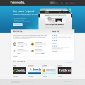 Image for Image for Expressbiz - Website Template