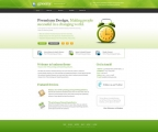 Image for Image for Greeny - Website Template