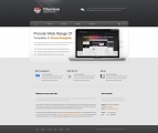 Image for Image for Clearium - Website Template