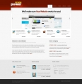 Image for Image for DesignPower - HTML Template