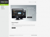 Image for Image for Sideliner - Website Template