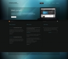 Image for Image for CyanFusion - CSS Template