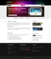 Image for Image for Alienglow - Website Template
