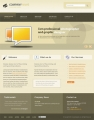 Image for Image for Coffeetint - Website Template