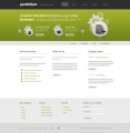 Image for Image for GreenZone - Website Template