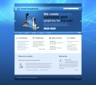 Image for Image for BlueNetwork - HTML Template