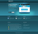 Image for Image for CyanLight - Website Template