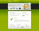 Image for Image for GreenMagic - HTML Template