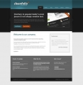 Image for Image for CleanFolio - Website Template