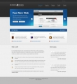 Image for Image for SiliconEnterprise - Website Template