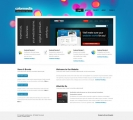 Image for Image for BrightAccordion - Website Template