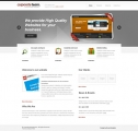 Image for Image for CorporateTeam - Website Template
