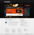 Image for Image for DarkAccordion -  HTML Template