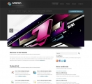 Image for Image for Webpro-Cuber - Website Template
