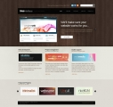 Image for Image for Woodenui -  HTML Template