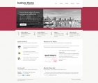 Image for Image for Businesstheme - Website Template