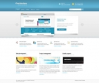 Image for Image for CyanInterface - Website Template