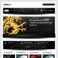 Image for Image for Alevero - WordPress Theme