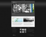 Image for Image for AlphaDark - WordPress Theme