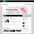 Image for Image for NoteBook - WordPress Template