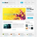 Image for Image for WebWood - WordPress Template
