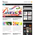 Image for Image for DanceBlitz - WordPress Theme
