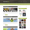 Image for Image for TopCorp - WordPress Template