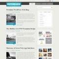 Image for Image for PressReader - WordPress Template