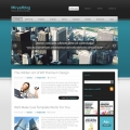Image for Image for Mystical - WordPress Template