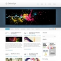 Image for Image for Deluxe - WordPress Template