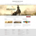 Image for Image for CleanWide - HTML Template