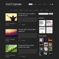 Image for Image for Axis - HTML Template