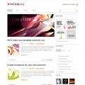 Image for Image for WhiteBlog - Website Template