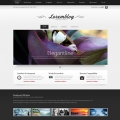 Image for Image for LoremBlog  - HTML Template