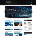 Image for Image for Aurium - HTML Template