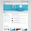 Image for Image for LightStroke  - HTML Template