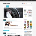 Image for Image for PressWind - HTML Template