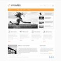 Image for Image for SimpleWhite - WordPress Template