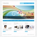 Image for Image for InterActive - WordPress Theme
