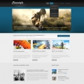 Image for Image for BlueZone - WordPress Template