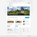 Image for Image for MiniMalistic - WordPress Template