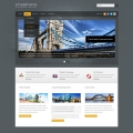 Image for Image for GrayFox - WordPress Template